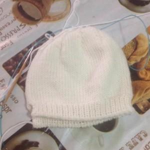 cappellino a coste